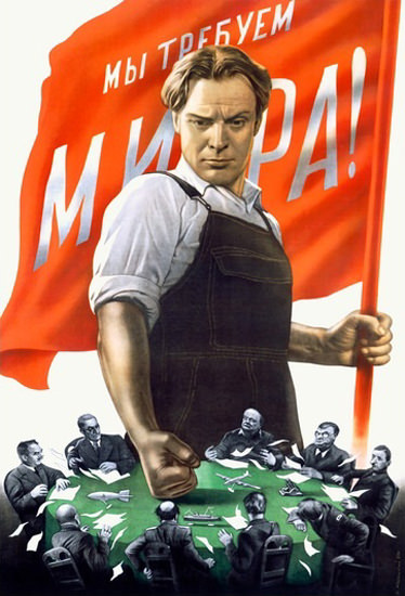 Russia USSR Soviet Communist | Vintage War Propaganda Posters 1891-1970