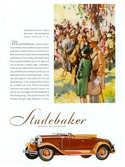 Studebaker 1929 Meadowbrook Long Island | Vintage Cars 1891-1970