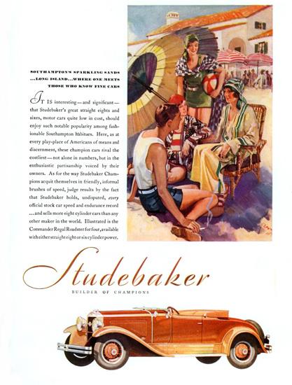 Studebaker 1929 Southamptons Long Island | Vintage Cars 1891-1970