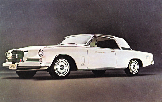 Studebaker Gran Turismo Hawk 1964 | Vintage Cars 1891-1970