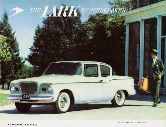 Studebaker Lark Sedan 1959 | Vintage Cars 1891-1970
