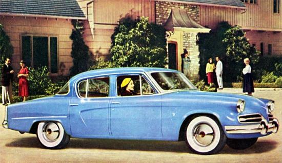 Studebaker V8 Land Cruiser Sedan 1953 | Vintage Cars 1891-1970