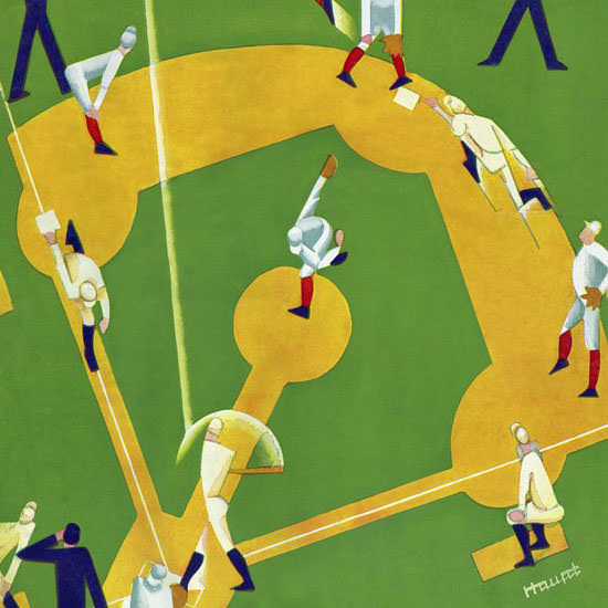 Theodore G Haupt The New Yorker 1929_10_05 Copyright crop | Best of 1920s Ad and Cover Art