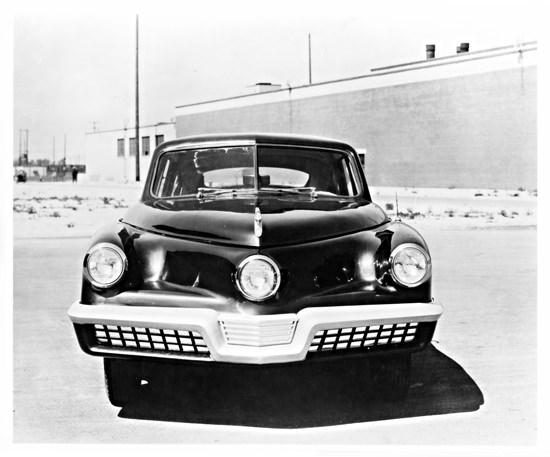 Tucker 48 1948 Front | Vintage Cars 1891-1970