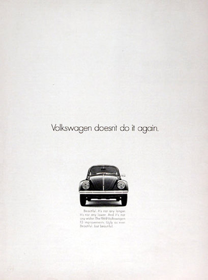 VW Volkswagen 1969 Beetle Doesnt Do It Again | Vintage Cars 1891-1970