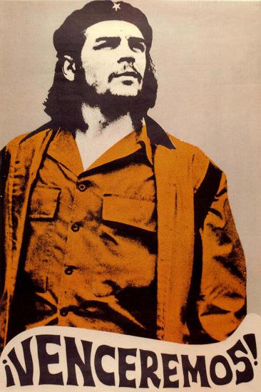 Venceremos Mexico Che Guevara | Vintage War Propaganda Posters 1891-1970