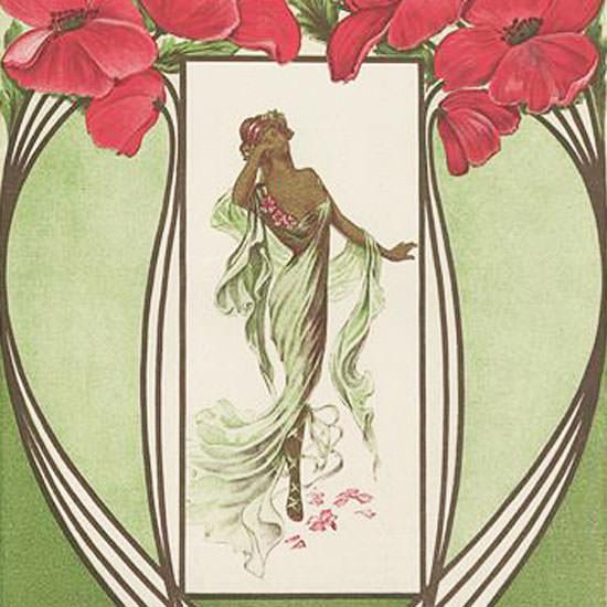 Vogue 1904-04-14 Copyright crop | Best of Vintage Cover Art 1900-1970