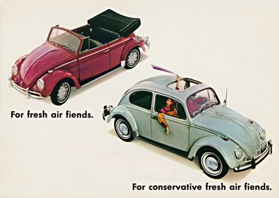 Volkswagen Convertible N Sunroof 1967 Fresh Air | Vintage Cars 1891-1970
