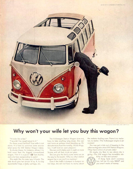 Volkswagen VW Your Wife Let You Buy This 1962 | Vintage Cars 1891-1970