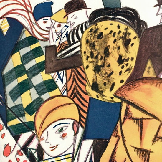 W Boethling The New Yorker 1927_03_19 Copyright crop | Best of 1920s Ad and Cover Art